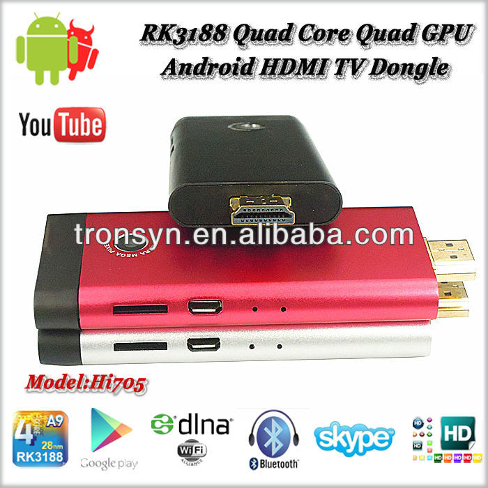 Best quad core android skype camera tv box 4.2