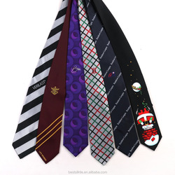 Hot Sale Private Label Mens Silk Ties Made In China