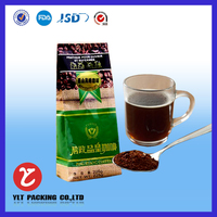New product popular side gusseted doypack tea packaging bag