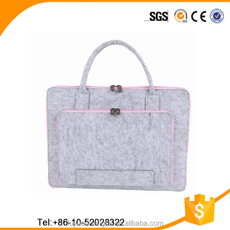 Alibaba China manufacturer of felt bags,high-quality felt laptop bag,felt laptop sleeve