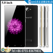 "Original VKWorld VK700x android yxtel mobile phone Android 5.1 MTk6580A Quad Core 5.0""IPS 1280*720 1GB 8GB WCDMA 3G Smart Phone"