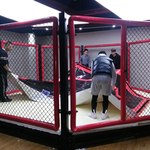 Boxing ring mma cage, mma fighting cage