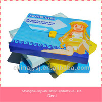 profesional OEM factory and customized durable plastic CARTOON document files case