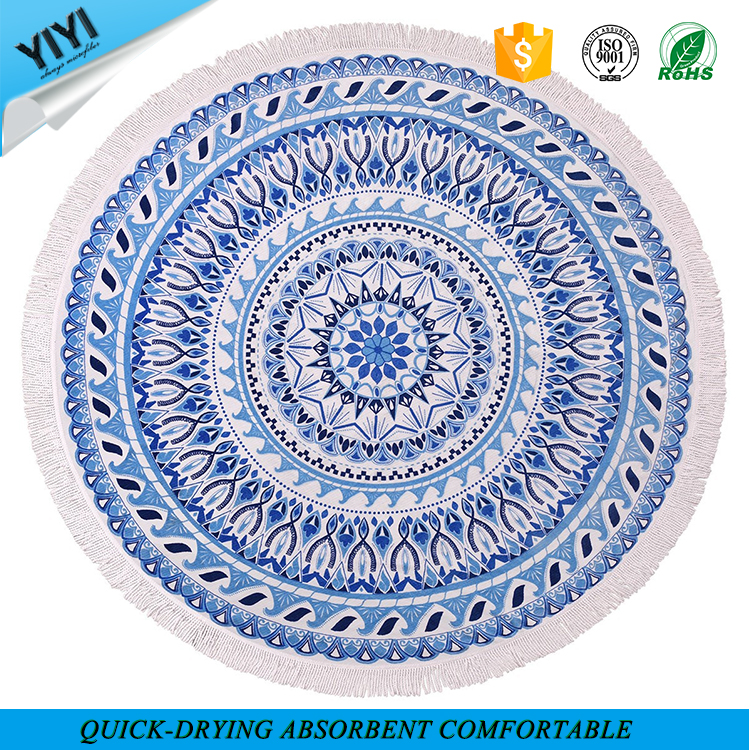 Top Quality New Design Mandala Beach Towel