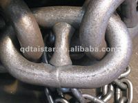Large size marine anchor chain
