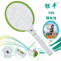 hight quality mosquito bat rechargeable li-ion battery electric mosquito killer