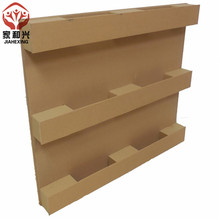 High Strength High Load Bearing Cardboard Paper Pallet for Transporting