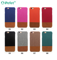 China supplier Leather case cover for iPhone 6/6s hot selling case smartphone