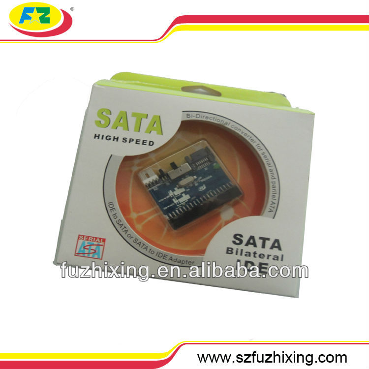 IDE to SATA Adapter or SATA to IDE Converter
