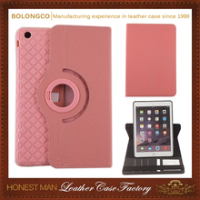 360 degree Rotate function Detachable 2 in 1 belt clip case for ipad mini wholesale