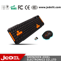new 2016 china wholesale cheap wireless keyboard and mouse combo
