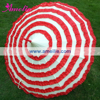 A0402 Red pagoda umbrella manufacturer