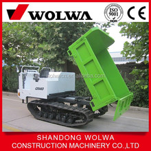 Chinese mini crawler Track Carrier Dump GN40 on sale