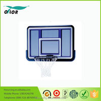 Good price best quality deluxe wall mounting glass basketball board