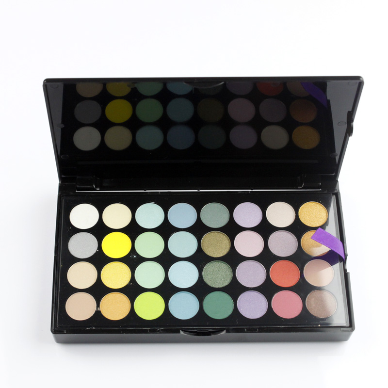 wholesale 32 color eye shadow palette