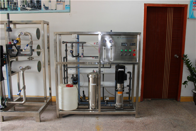1000LPH professional factory Pure water making machine /water <strong>filtration</strong>