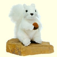 New design custom plush squirrel toy, stuffed plush toy squirrel for kids