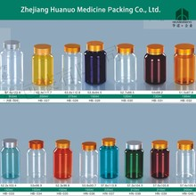 plastic medicine bottle 125g,drug container,pill packaging