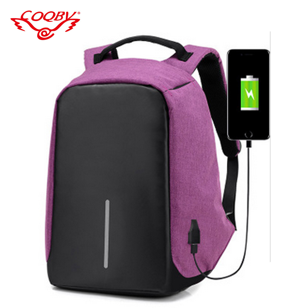 Best anti theft laptop school backpack and anti-theft bag for travel