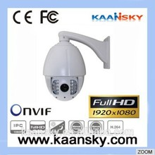 2014 H.264 Real time high speed dome outdoor ptz ip camera poe with hdmi output