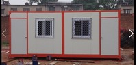 Hot sale heat insulation prefab house for sentry box shed