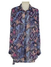 Cutting Ethnic Style Printing New Design Tailoring Blouse