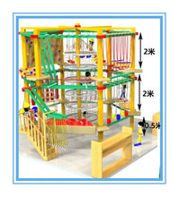 Kids outdoor rope climbing,children outdoor playground outdoor climbing rope,play area equipment