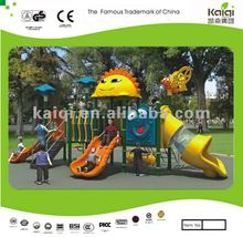 Updated new design animal series outside playground equipment