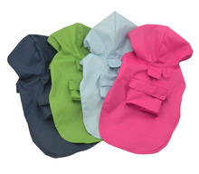 Pet Clothing Small dog clothes Heavy Duty Raincoat Cloak Water Proof