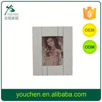 Elegant Top Quality Small Order Accept Clearance Goods Silver Glitter Photo Frame