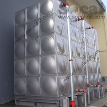 China water tank stainless steel water storage tank FRP water tank