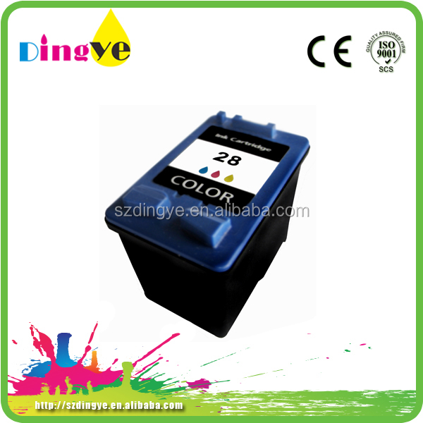 good quality original remanufactured empty inkjet cartridges for hp 28