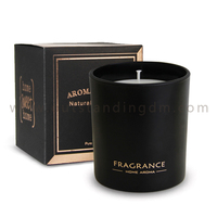 Decoration Paraffin Wax Aromatherapy Scented Candles With Cheap Scented Candle In Glass Jar