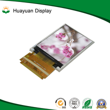 176x220 resolution 4 wires touch screen 2 inch tft lcd