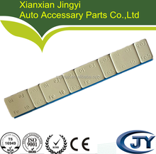 JY-PB-002A Easy to use self-adhesive wheel weight