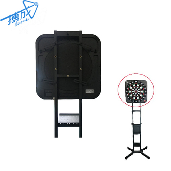 New Design Solid Dart Board Stands for Electronic Target