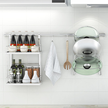 XM_448A Steel Dish Drying Rack With Tray Kitchen Dish Drainer Wall Mounted