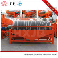 High intensity smart magnetic separator iron ore