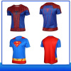 New York Bulk Wholesale Super Hero t Shirts with 60% Cotton and 40% Polyester Material