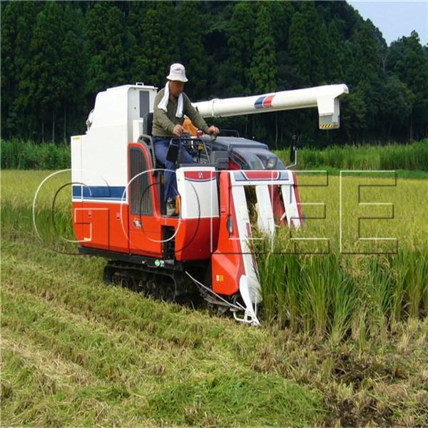 agriculture harvester machine price in india