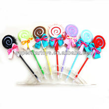 carton pen in lollipop shaped 813909-19