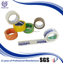 Free Sample Sealing General Used Top Quality Packing Tape Self Adhesive