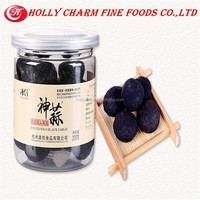 hot sell black garlic,anti-aging garlic black,single black garlic