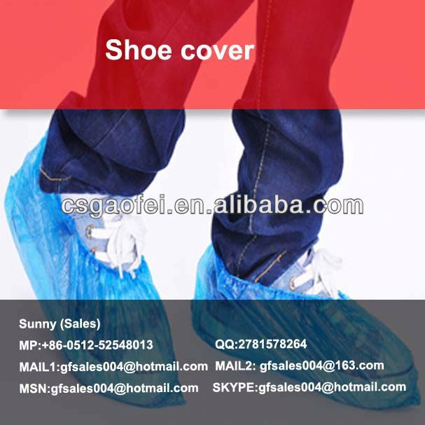 running shoe cover