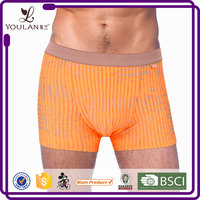 2016 Comfortable Wholesale Custom Man Shorts Underwear Mens Mini Boxer