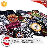 Customized Design Patches Embroidery