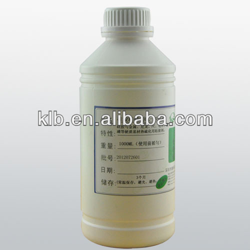 heat curing activator silicone based adhesive/sealant medical adhesives