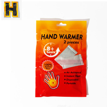 Disposable adhesive instant heat pad hand warmer pad