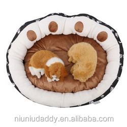 2015 new Footprint sofa bed luxury pet dog beds