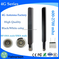 High performance cell phone 2g 3g 4g antenna with SMA/CRC9/TS9 connector